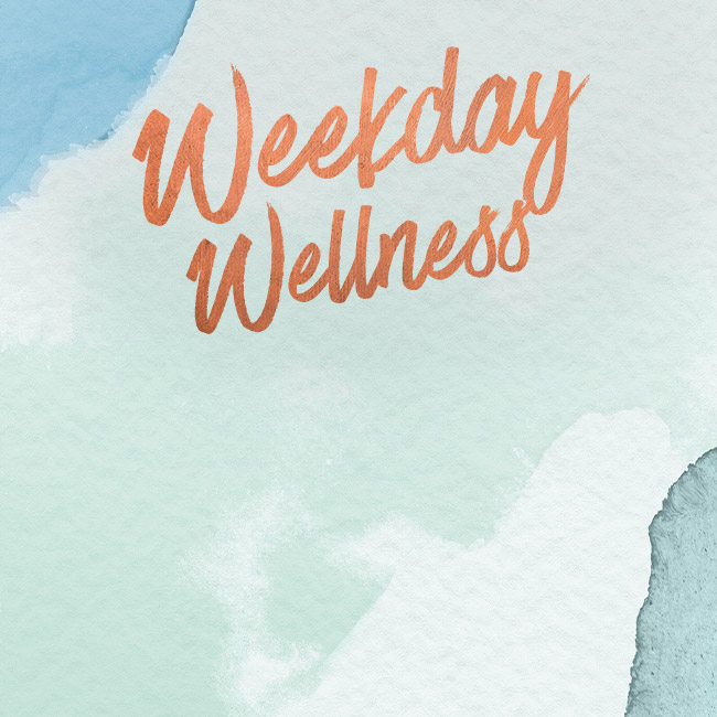 Weekday Wellness at The Whittington Arms